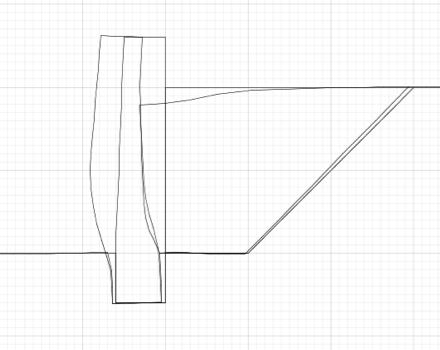 Analisi di stabilità di un muro di sostegno in pietra – Rivoli (To)