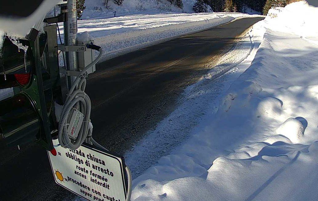 Sistema di monitoraggio e allertamento rapido per colate detritiche e valanghe