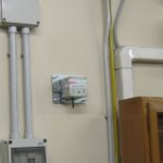 Monitoraggio delle lesioni di un edificio pubblico