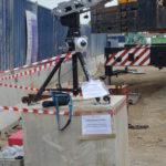 Monitoraggio edifici durante lo scavo di gallerie