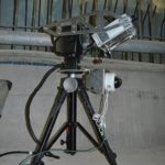 Ground-based radar monitoring of a tunnel excavation face