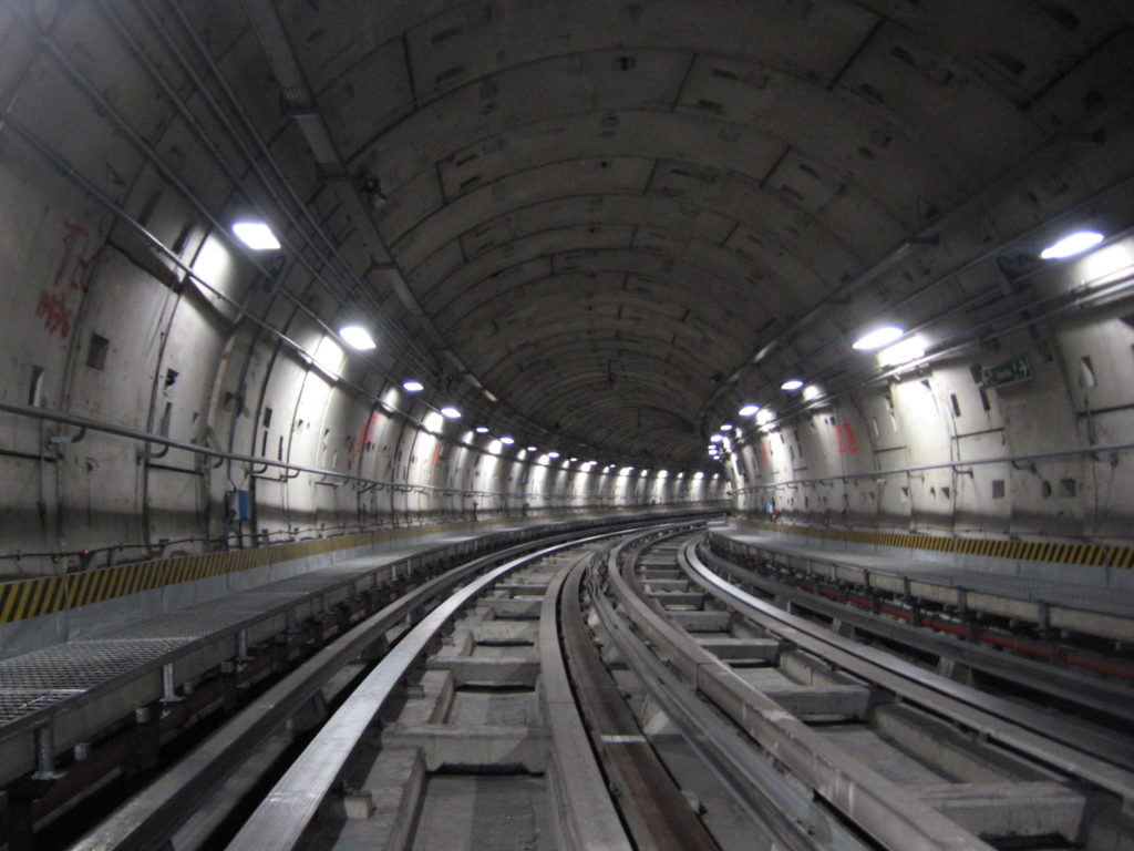 Geothermal activation of the Turin Metro line 2 feasibility study